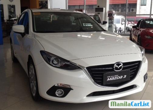 Mazda Mazda3 Automatic 2015 in Metro Manila
