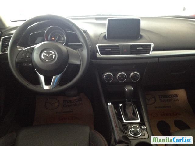 Mazda Mazda3 Automatic 2015 in Philippines