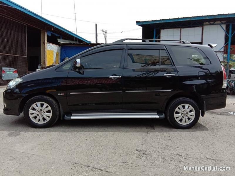 Pictures of Toyota Innova Automatic 2012
