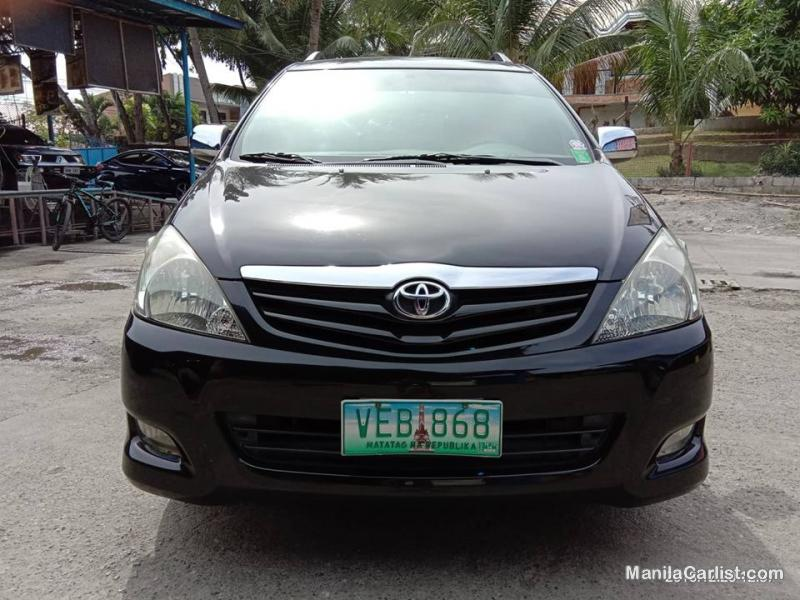 Toyota Innova Automatic 2012 in Philippines