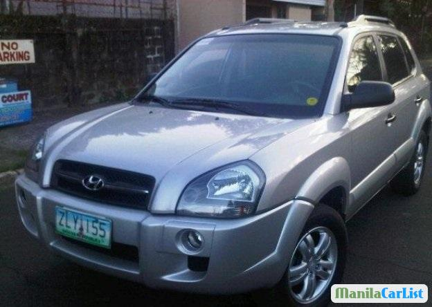 Picture of Hyundai Tucson Automatic 2008