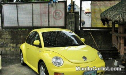 Picture of Volkswagen Beetle 2.2 Automatic 2000