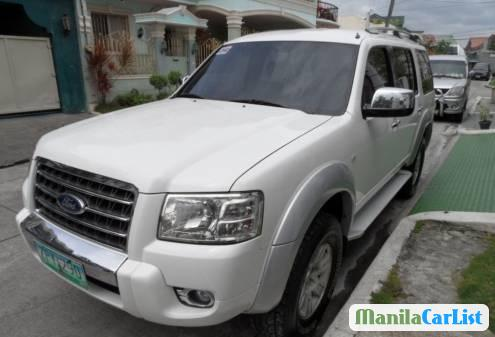 Picture of Ford Everest 2008