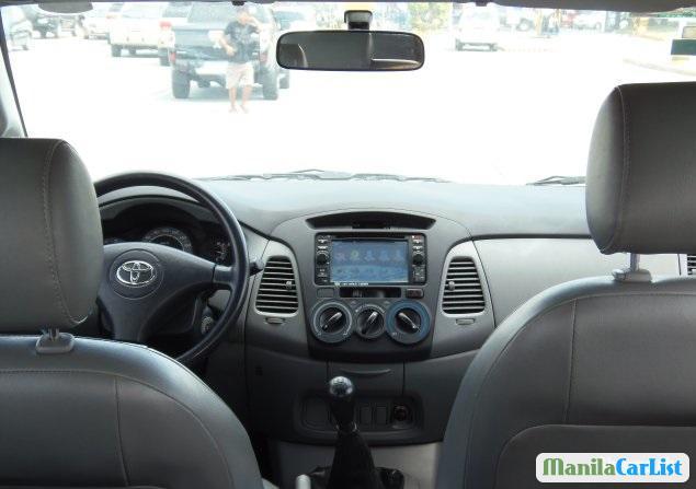 Toyota Innova Manual 2006 in Davao del Sur