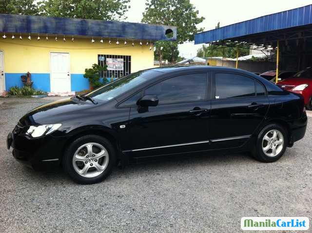 Picture of Honda Civic Manual 2007
