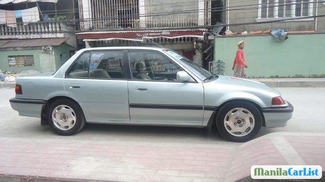 Picture of Honda Civic Manual 1991