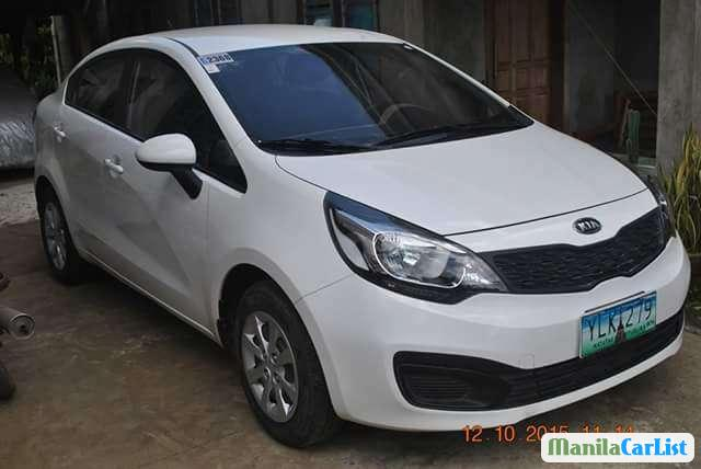 Picture of Kia Rio Automatic 2012