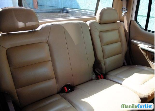 Ford Explorer Automatic 2002 - image 4