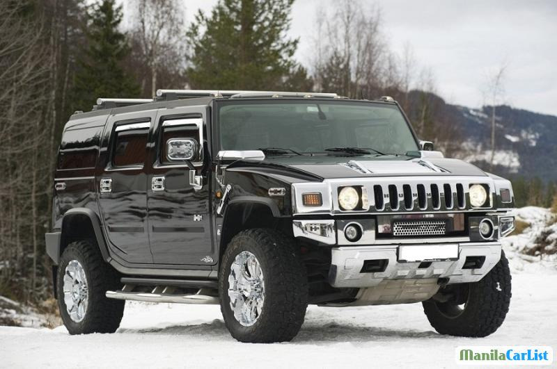 Hummer H2 Automatic 2004 - image 1