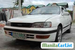 Picture of Toyota Corona Manual 1995