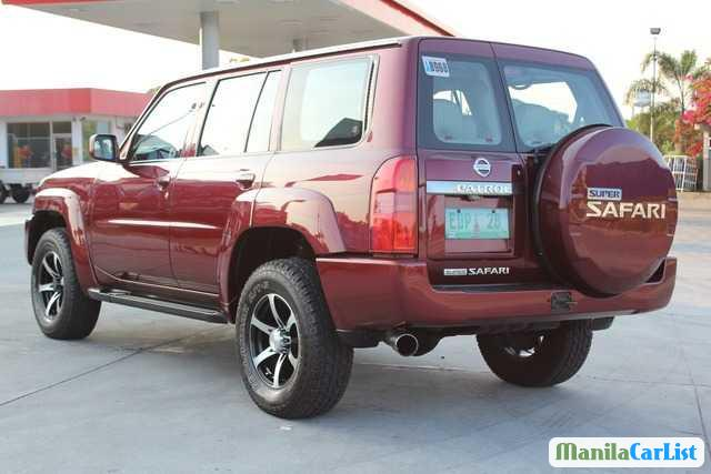 Nissan Patrol Automatic 2007 - image 2
