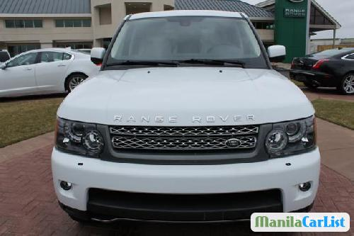 Pictures of Land Rover Range Rover Sport Automatic 2011