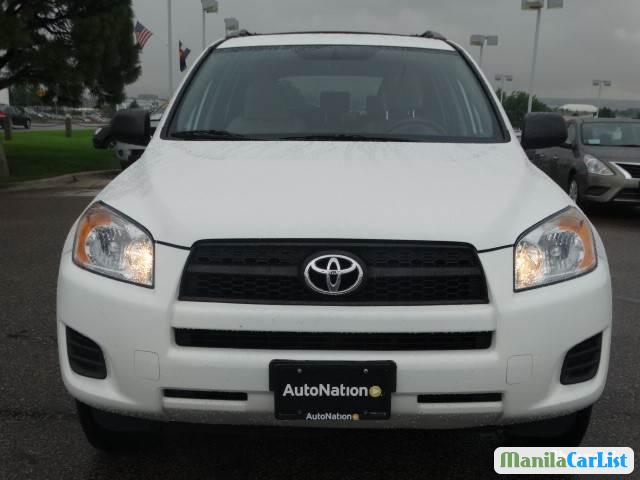 Picture of Toyota RAV4 Automatic 2011