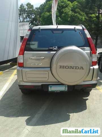 Honda CR-V Automatic 2006 - image 3
