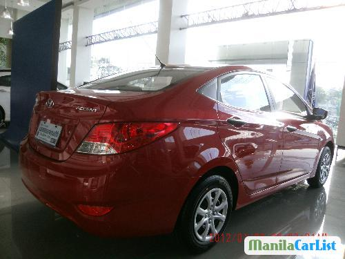 Hyundai Accent Manual 2012