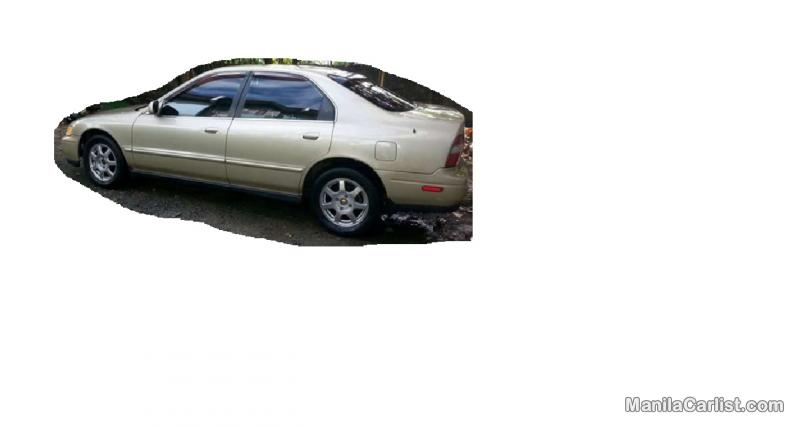 Picture of Honda Accord Automatic 1995