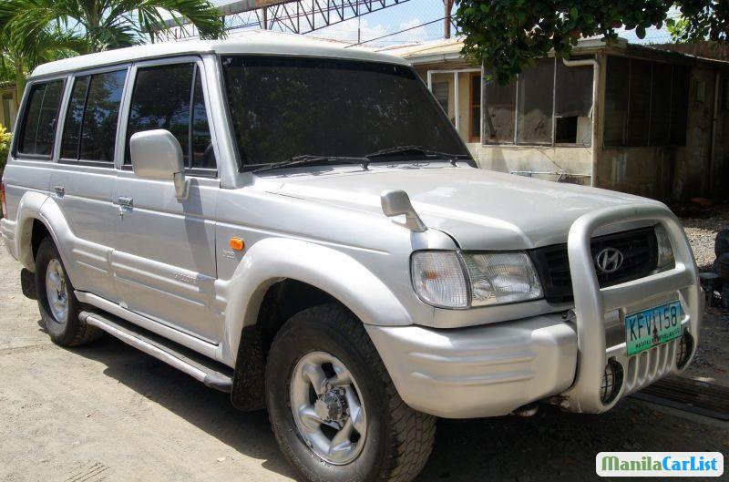 hyundai galloper manual 2004 for sale manilacarlist com 411368 rh manilacarlist com Hyundai Genesis Hyundai Grandeur