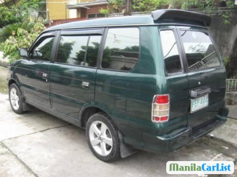 Mitsubishi Adventure Manual 1998 in Bohol