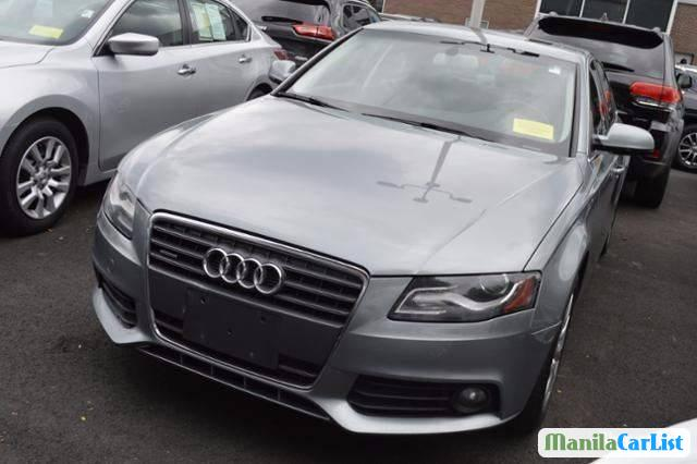 Pictures of Audi A4 Semi-Automatic 2010
