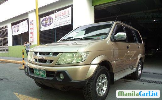 Pictures of Isuzu Crosswind Manual 2006