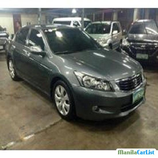 Pictures of Honda Accord Automatic 2009