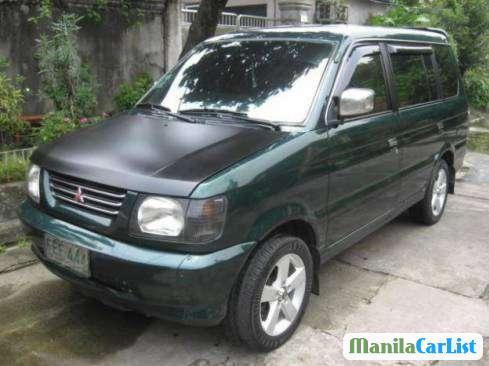 Picture of Mitsubishi Adventure Manual 1998