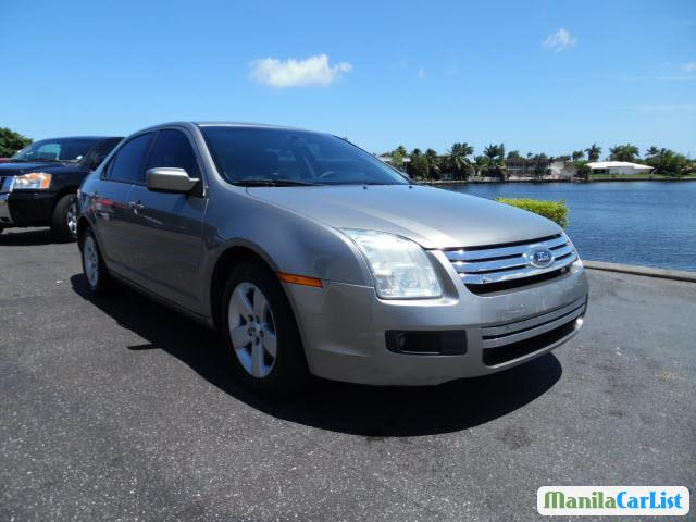 Picture of Ford Fusion Automatic 2008