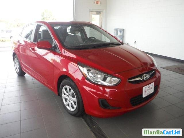 Picture of Hyundai Accent Automatic 2013