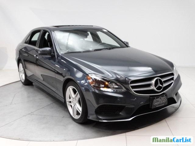 Picture of Mercedes Benz E-Class Automatic 2014