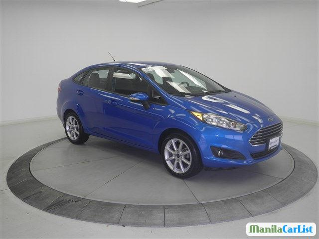 Picture of Ford Fiesta Automatic 2014