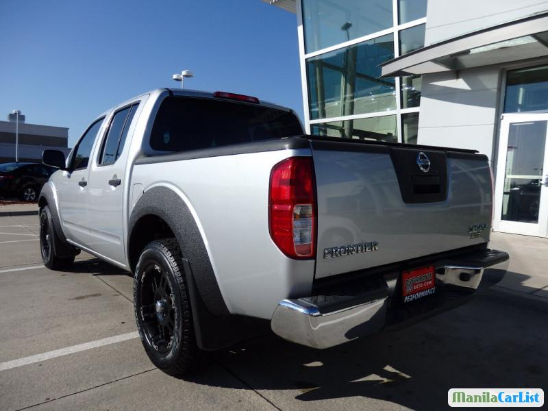 Nissan Frontier Automatic 2007