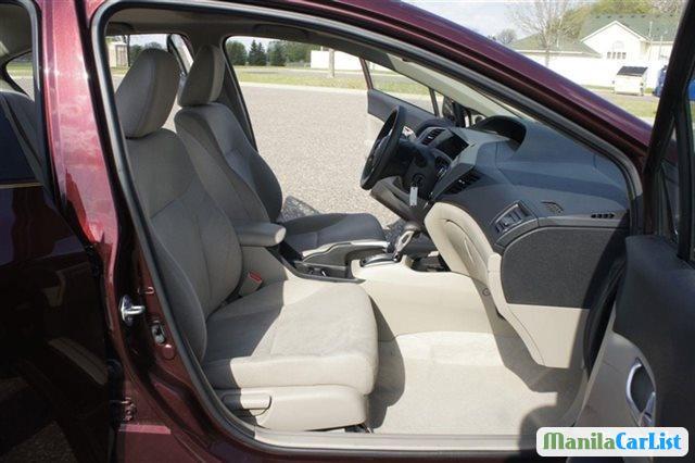 Honda Civic Automatic 2012