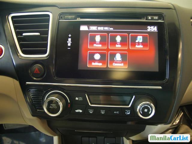 Honda Civic Automatic 2014 in Metro Manila