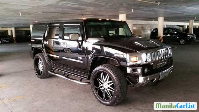 Picture of Hummer H2 Automatic 2004