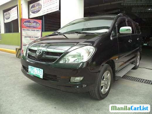Picture of Toyota Innova Automatic 2008