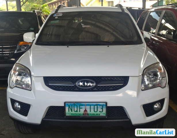 Pictures of Kia Sportage Automatic 2009