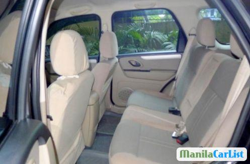 Ford Escape Automatic 2010 in Philippines