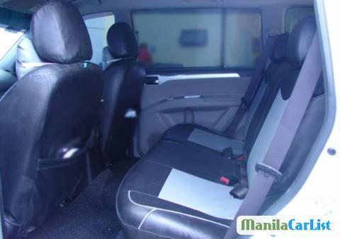 Mitsubishi Montero Sport 2010 in Philippines
