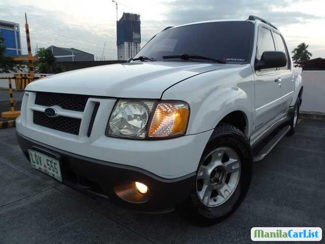 Picture of Ford Explorer Automatic 2003