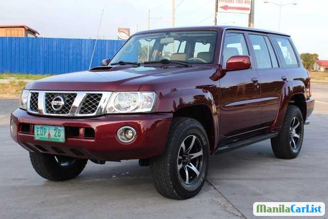 Picture of Nissan Patrol Manual 2015