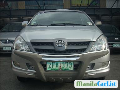 Picture of Toyota Innova Manual 2007