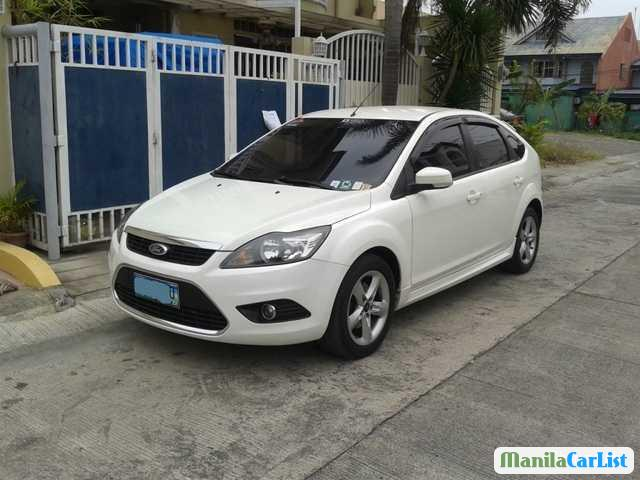 Pictures of Ford Focus Manual 2010