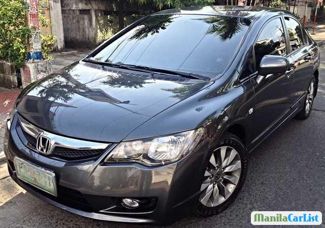 Pictures of Honda Civic Automatic 2010