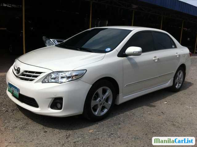 Toyota Corolla Automatic 2013