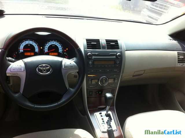 Toyota Corolla Automatic 2013 in Metro Manila