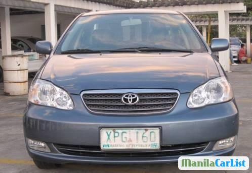 Picture of Toyota Corolla 2004