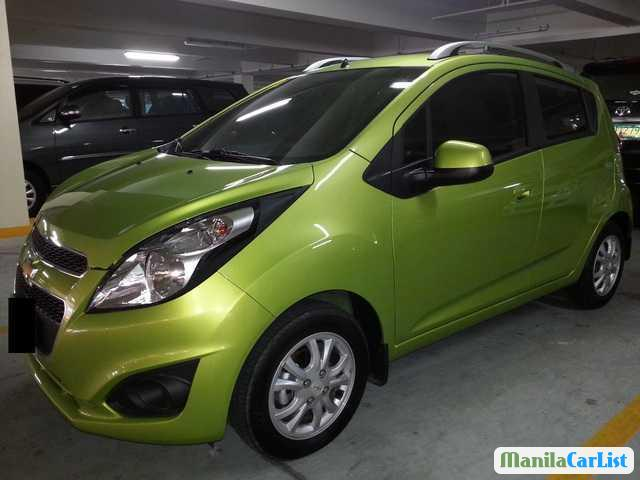 Pictures of Chevrolet Spark Manual 2013