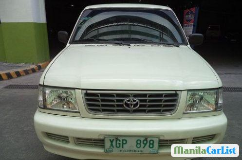 Toyota Other Manual 2002
