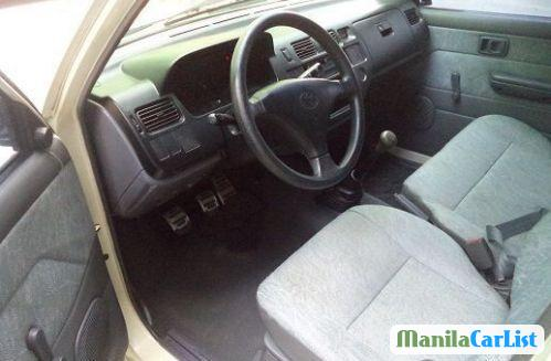 Toyota Other Manual 2002 in Cavite