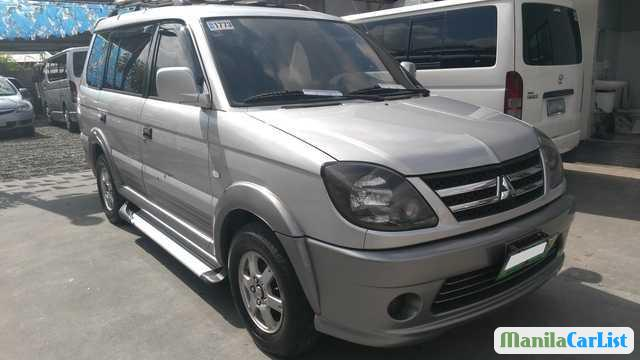 Pictures of Mitsubishi Adventure Manual 2010